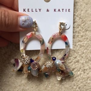 Kelly & Katie earrings